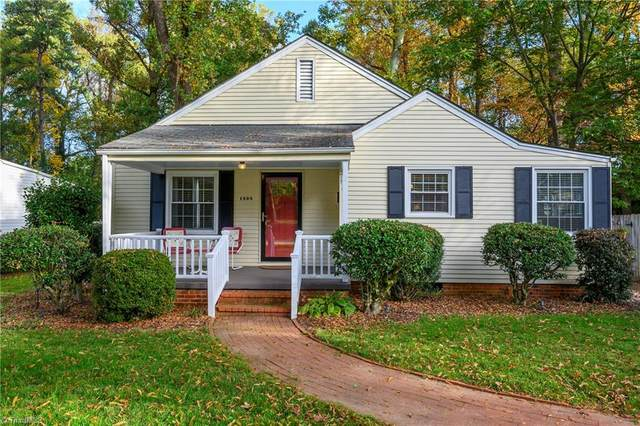 1808 Colonial Avenue, Greensboro, NC 27408 (MLS #999016) :: Greta Frye & Associates | KW Realty Elite