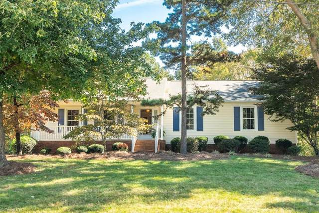 453 Roller Mill Drive, Lewisville, NC 27023 (MLS #999021) :: Berkshire Hathaway HomeServices Carolinas Realty