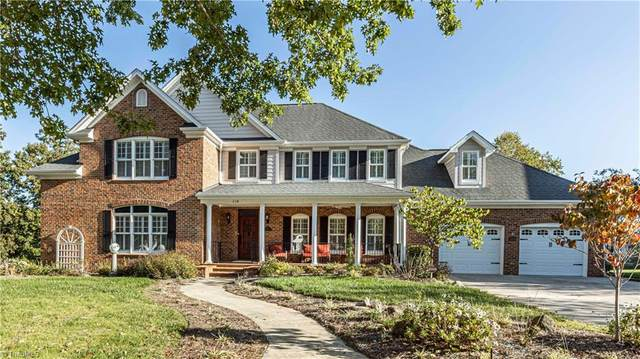 118 Lakepoint Drive, Advance, NC 27006 (MLS #999027) :: Ward & Ward Properties, LLC