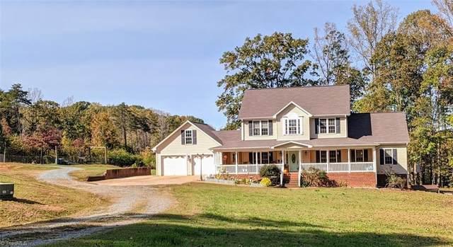 5615 Sandhill Drive, Winston Salem, NC 27105 (MLS #999032) :: Ward & Ward Properties, LLC