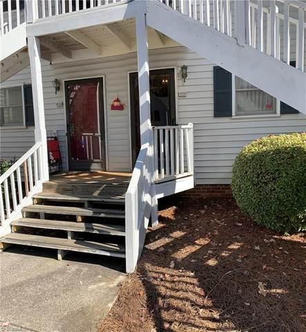 133 Columbine Drive, Winston Salem, NC 27106 (MLS #999034) :: Berkshire Hathaway HomeServices Carolinas Realty