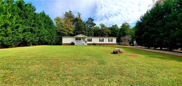 2918 Eagle Point Drive, Trinity, NC 27370 (MLS #999044) :: Ward & Ward Properties, LLC