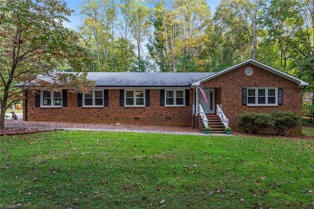 7502 Trowbridge Drive, Browns Summit, NC 27214 (#999046) :: Mossy Oak Properties Land and Luxury