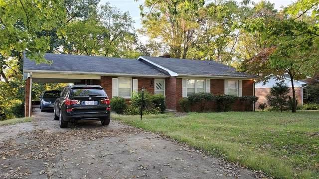 4936 Leinbach Drive, Winston Salem, NC 27106 (MLS #999054) :: Ward & Ward Properties, LLC
