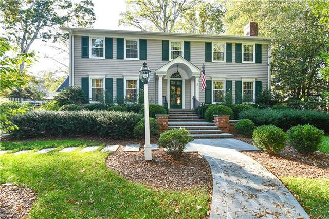 2809 Asbury Terrace, Greensboro, NC 27408 (MLS #999075) :: Lewis & Clark, Realtors®