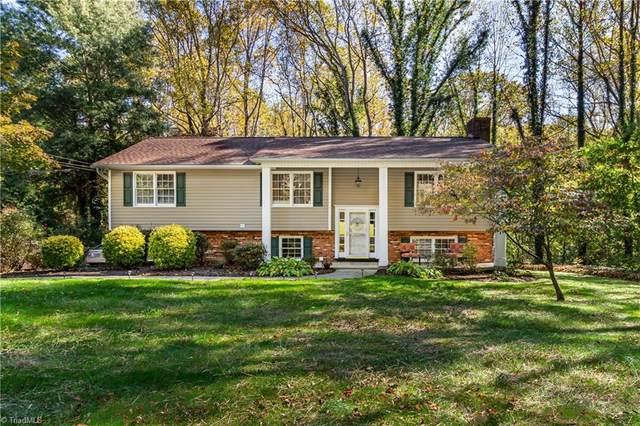 2809 Knob Hill Drive, Clemmons, NC 27012 (MLS #999079) :: Ward & Ward Properties, LLC