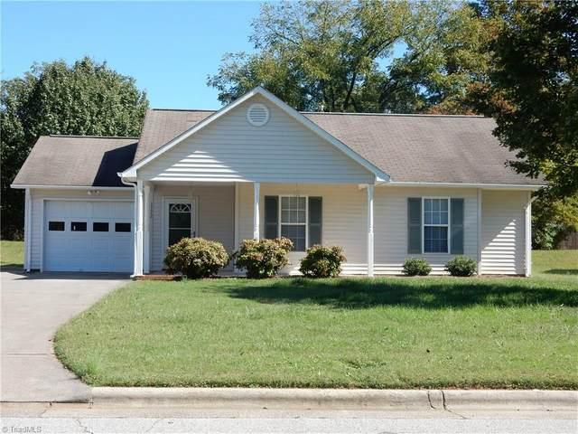 1772 Park Terrace Lane, Winston Salem, NC 27127 (MLS #999099) :: Team Nicholson
