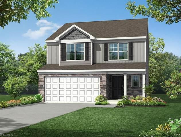 219 Crane Creek Way, Lexington, NC 27295 (MLS #999100) :: Ward & Ward Properties, LLC