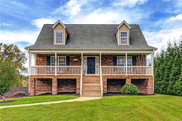 6585 Sullivantown Road, Walkertown, NC 27051 (MLS #999102) :: Ward & Ward Properties, LLC