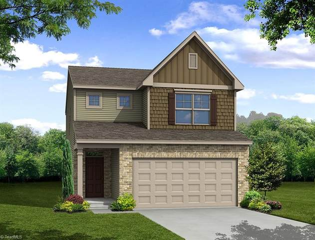 231 Crane Creek Way, Lexington, NC 27295 (MLS #999103) :: Ward & Ward Properties, LLC
