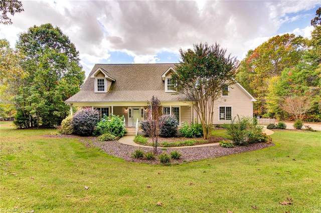 8463 Running Creek Road, Gibsonville, NC 27249 (MLS #999110) :: Greta Frye & Associates | KW Realty Elite