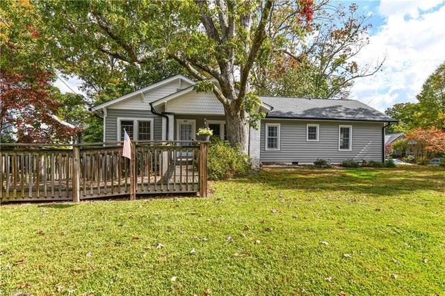 411 S Elam Avenue, Greensboro, NC 27403 (MLS #999133) :: Ward & Ward Properties, LLC