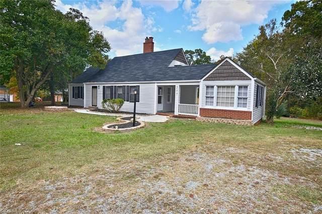 217 Ward Curry Road, Lexington, NC 27292 (MLS #999134) :: Berkshire Hathaway HomeServices Carolinas Realty