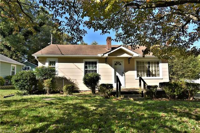 719 Faircloth Avenue, Winston Salem, NC 27106 (MLS #999136) :: Team Nicholson