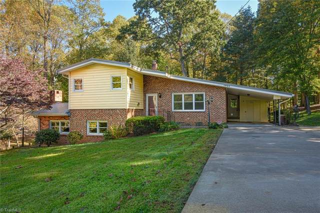 1441 Hannaford Road, Winston Salem, NC 27103 (MLS #999141) :: Team Nicholson