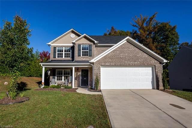 410 Harmon Ridge Lane, Kernersville, NC 27284 (MLS #999177) :: Team Nicholson