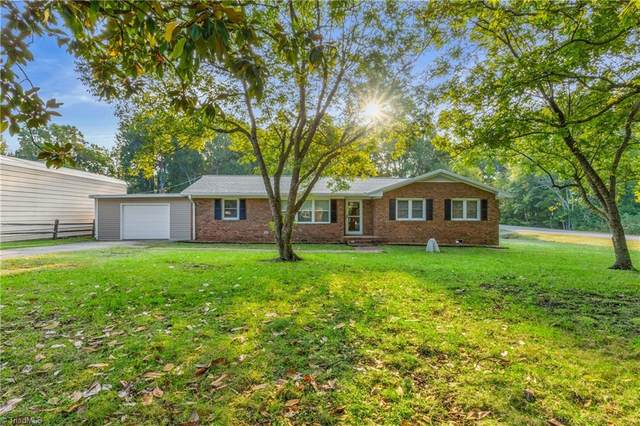 6007 Siler Road, Greensboro, NC 27406 (MLS #999179) :: Greta Frye & Associates | KW Realty Elite