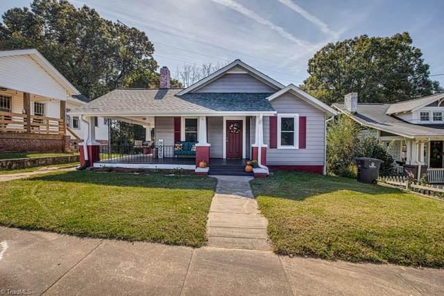 116 W Devonshire Street, Winston Salem, NC 27127 (MLS #999189) :: Greta Frye & Associates | KW Realty Elite