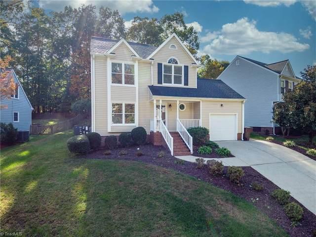 12 Archer Glen Court, Greensboro, NC 27407 (MLS #999196) :: Lewis & Clark, Realtors®