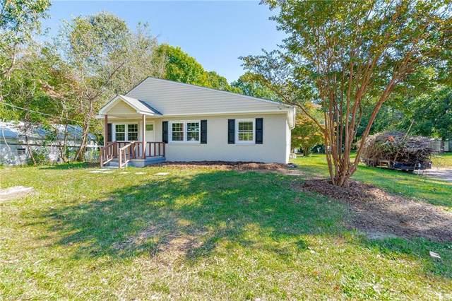 663 Mcdermott Street, Asheboro, NC 27205 (MLS #999229) :: Berkshire Hathaway HomeServices Carolinas Realty