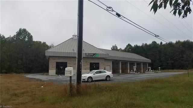 921 Van Buren Road, Eden, NC 27288 (MLS #999268) :: Team Nicholson