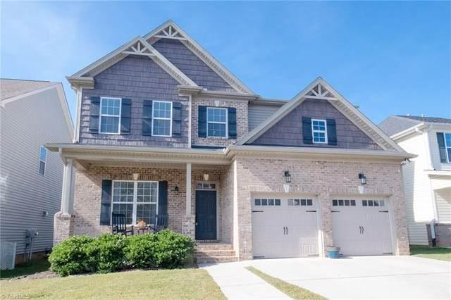 2055 Glenkirk Drive, Burlington, NC 27215 (MLS #999285) :: Ward & Ward Properties, LLC