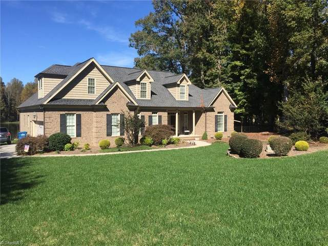 4613 Brookhaven Drive, Greensboro, NC 27406 (MLS #999374) :: Team Nicholson