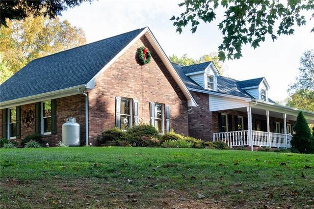 1591 Siloam Road, Mount Airy, NC 27030 (MLS #999396) :: Berkshire Hathaway HomeServices Carolinas Realty