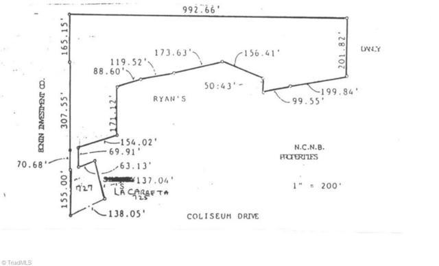 727 Coliseum Drive, Winston Salem, NC 27106 (MLS #W123367) :: Team Nicholson