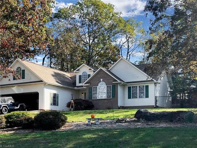 426 Shingle Gap Road, Purlear, NC 28665 (MLS #000605) :: Ward & Ward Properties, LLC