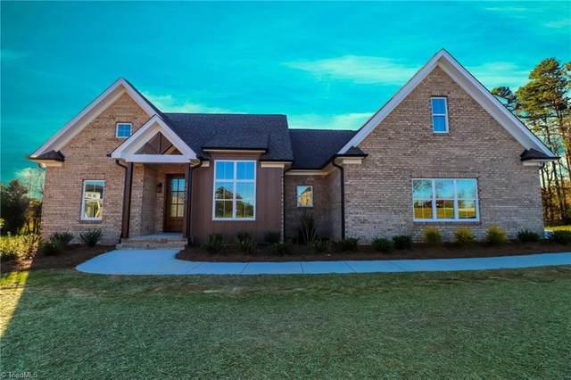 8412 Peony Drive, Stokesdale, NC 27357 (MLS #000933) :: Berkshire Hathaway HomeServices Carolinas Realty