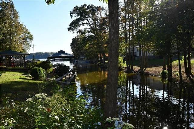 494 High Rock Shores Drive, Lexington, NC 27292 (MLS #000949) :: Berkshire Hathaway HomeServices Carolinas Realty