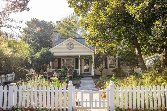 202 S Elam Avenue, Greensboro, NC 27403 (MLS #001055) :: Berkshire Hathaway HomeServices Carolinas Realty