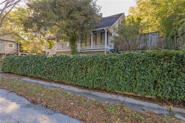 611 Bellemeade Street, Greensboro, NC 27401 (MLS #001178) :: Greta Frye & Associates | KW Realty Elite