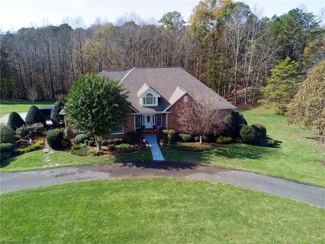 200 Toms Creek Bluff Lane, Pilot Mountain, NC 27041 (MLS #001375) :: Berkshire Hathaway HomeServices Carolinas Realty
