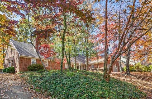 503 Hobbs Road, Greensboro, NC 27403 (MLS #002280) :: Ward & Ward Properties, LLC