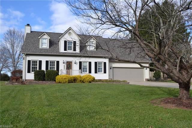 621 Salem Church Road, Reidsville, NC 27320 (MLS #002357) :: Greta Frye & Associates | KW Realty Elite