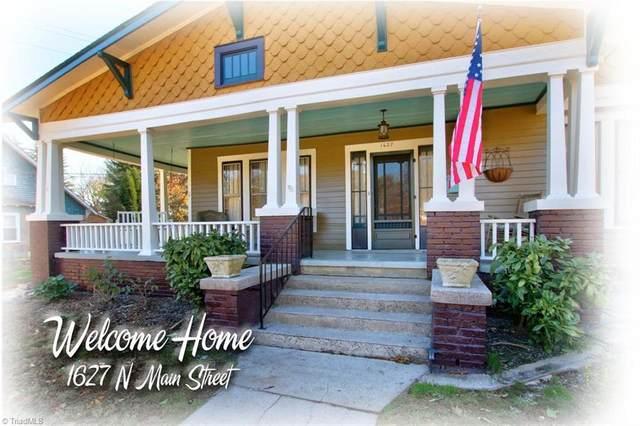 1627 N Main Street, Salisbury, NC 28144 (MLS #002511) :: Team Nicholson