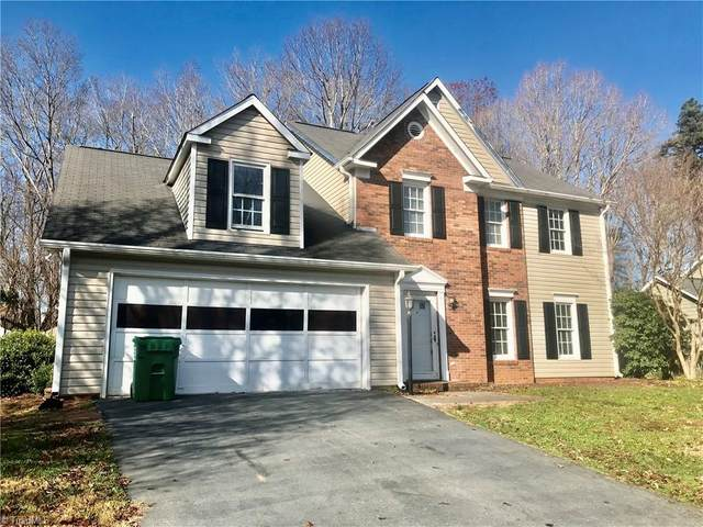 1079 Stamford Club Drive, Rural Hall, NC 27045 (MLS #002642) :: Berkshire Hathaway HomeServices Carolinas Realty