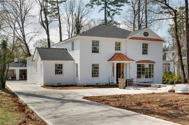 203 Sunset Drive, Greensboro, NC 27408 (MLS #004333) :: Berkshire Hathaway HomeServices Carolinas Realty