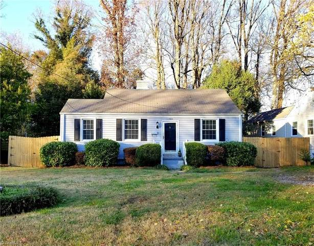 1606 Colonial Avenue, Greensboro, NC 27408 (MLS #004523) :: HergGroup Carolinas | Keller Williams