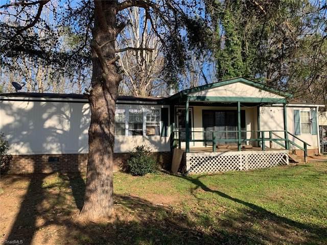 2313 Lake Drive S, Asheboro, NC 27205 (MLS #004534) :: Ward & Ward Properties, LLC