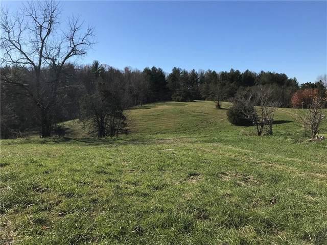 Boone Trail, North Wilkesboro, NC 28659 (MLS #004661) :: Ward & Ward Properties, LLC