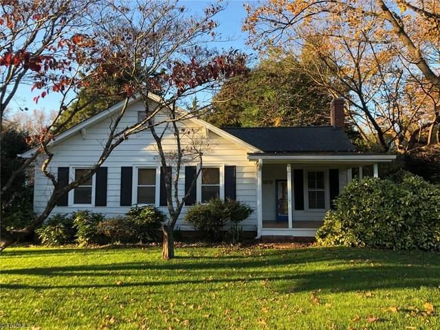 5010 W Friendly Avenue, Greensboro, NC 27410 (MLS #004876) :: Greta Frye & Associates   KW Realty Elite
