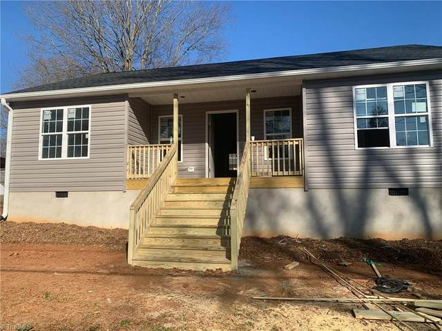 87 W 7th Street, Lexington, NC 27295 (MLS #004924) :: Berkshire Hathaway HomeServices Carolinas Realty