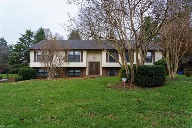 208 Heatherton Way, Winston Salem, NC 27104 (MLS #005221) :: Berkshire Hathaway HomeServices Carolinas Realty