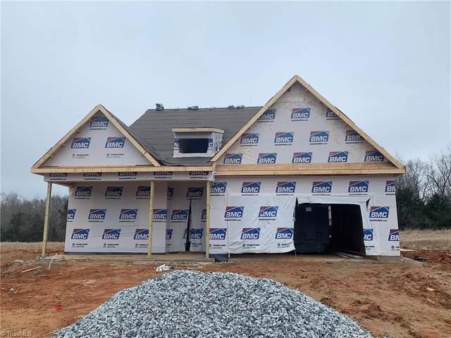 1927 Kippen Drive Lot 9, Kernersville, NC 27284 (MLS #005298) :: Berkshire Hathaway HomeServices Carolinas Realty