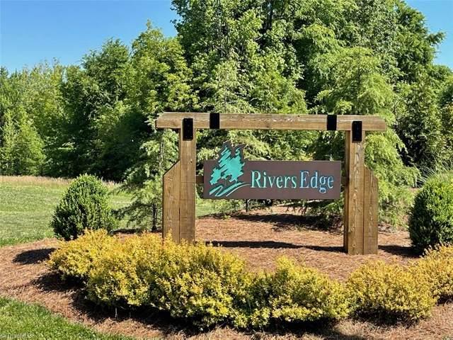 2502 Rivers Edge Road, Summerfield, NC 27358 (MLS #1005786) :: Witherspoon Realty