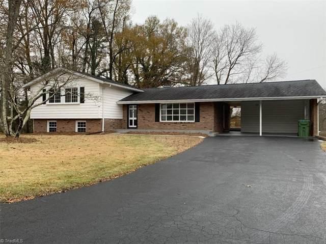 1413 Fernwood Drive, High Point, NC 27262 (MLS #1006389) :: Berkshire Hathaway HomeServices Carolinas Realty