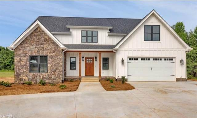 151 Edgewater Court, Mocksville, NC 27028 (MLS #1006747) :: Greta Frye & Associates | KW Realty Elite
